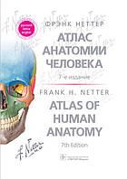 Атлас анатомии человека: терминология на русском, латинском и английском языках