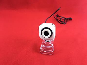 Веб-камера White-02 WebCam