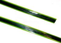 Лист тифы, рогоза зеленый