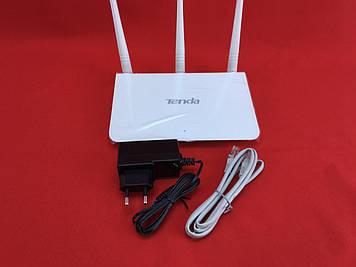 Wi-FI роутер Tenda F3 300m Wireless N Router