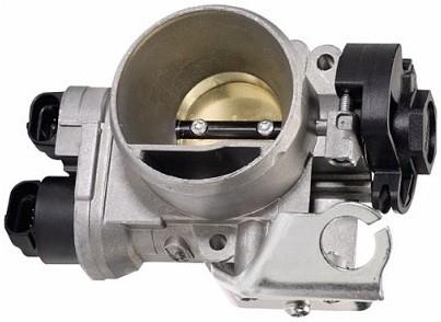 Корпус дроссельной заслонки Fiat Doblo 1.6i 16v