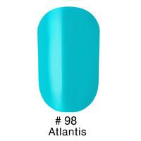 Гель-лак Naomi № 98 Atlantis 6 мл