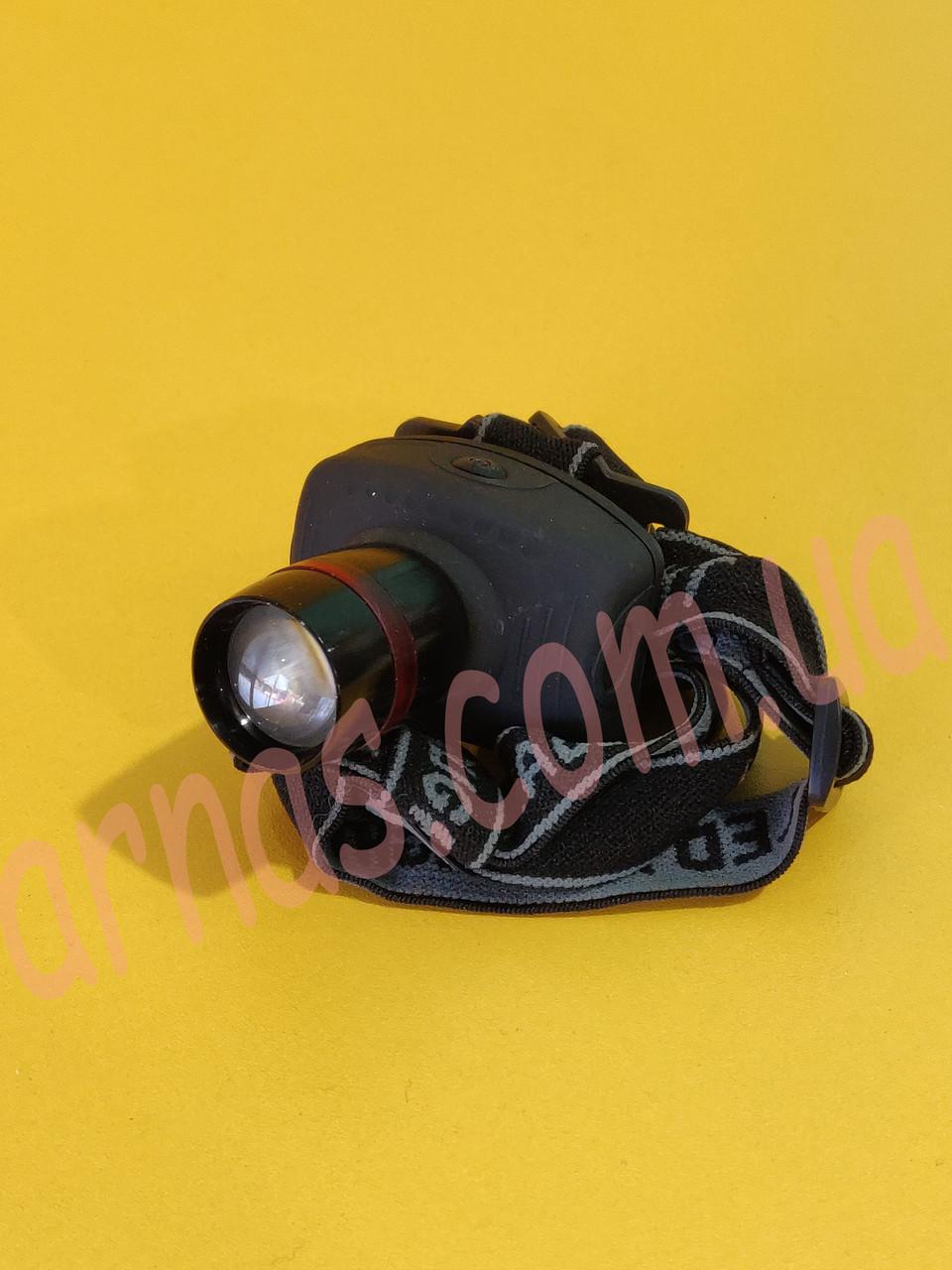 Налобний ліхтар Bailong BL-6609