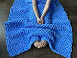 Плюшевый детский плед, размер 100/100 см., фото 3