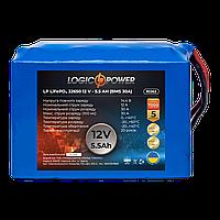 Аккумулятор LP LiFePO4 12V - 60 Ah (BMS 30A/15А)
