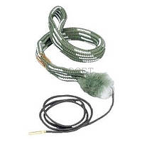 Протяжка Bore Snake 9.3мм. нейлон с бронзовым ершом