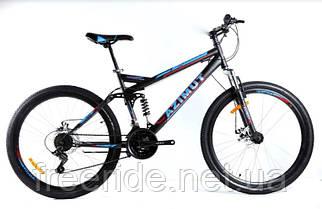 Двопідвісний велосипед Azimut Race 26 G-FR/D (18)