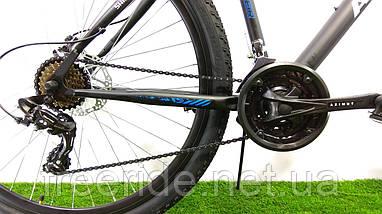 Двухподвесный велосипед Azimut Race 27.5 G-FR/D (19), фото 2