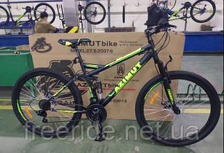 Двухподвесный Велосипед Azimut Race 29 G-FR/D (19)