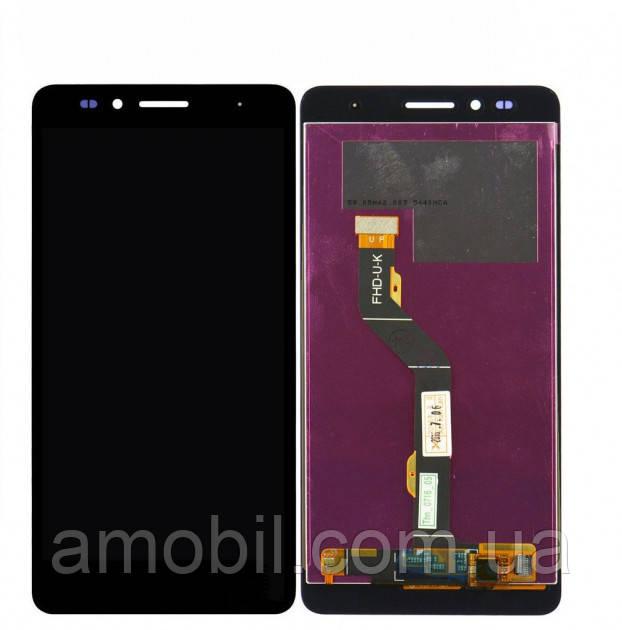 Дисплей + сенсор Huawei Honor 5X (KIW-L21)/GR5 (2016)/X5 black