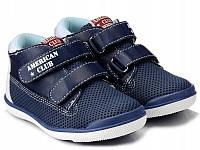 Качественные деми  ботинки american club  для мальчика 28 р-р - 18.0 см, фото 1