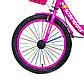 """Велосипед 18 """"Scale Sports"""" Рожевий T18, Ручний і Дискові Гальма, фото 3"""