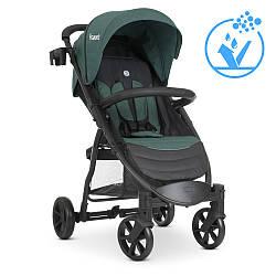 Коляска дитяча M 3409 FAVORIT v.2 Forest Green