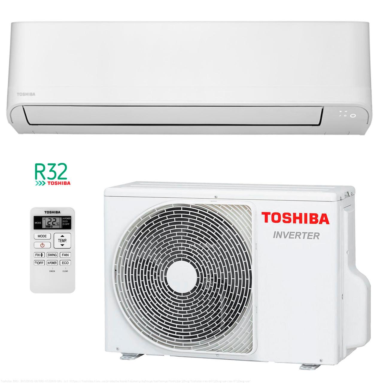 Кондиционер инверторный Toshiba Seiya J2KVG RAS-B10J2KVG-UA/RAS-10J2AVG-UA