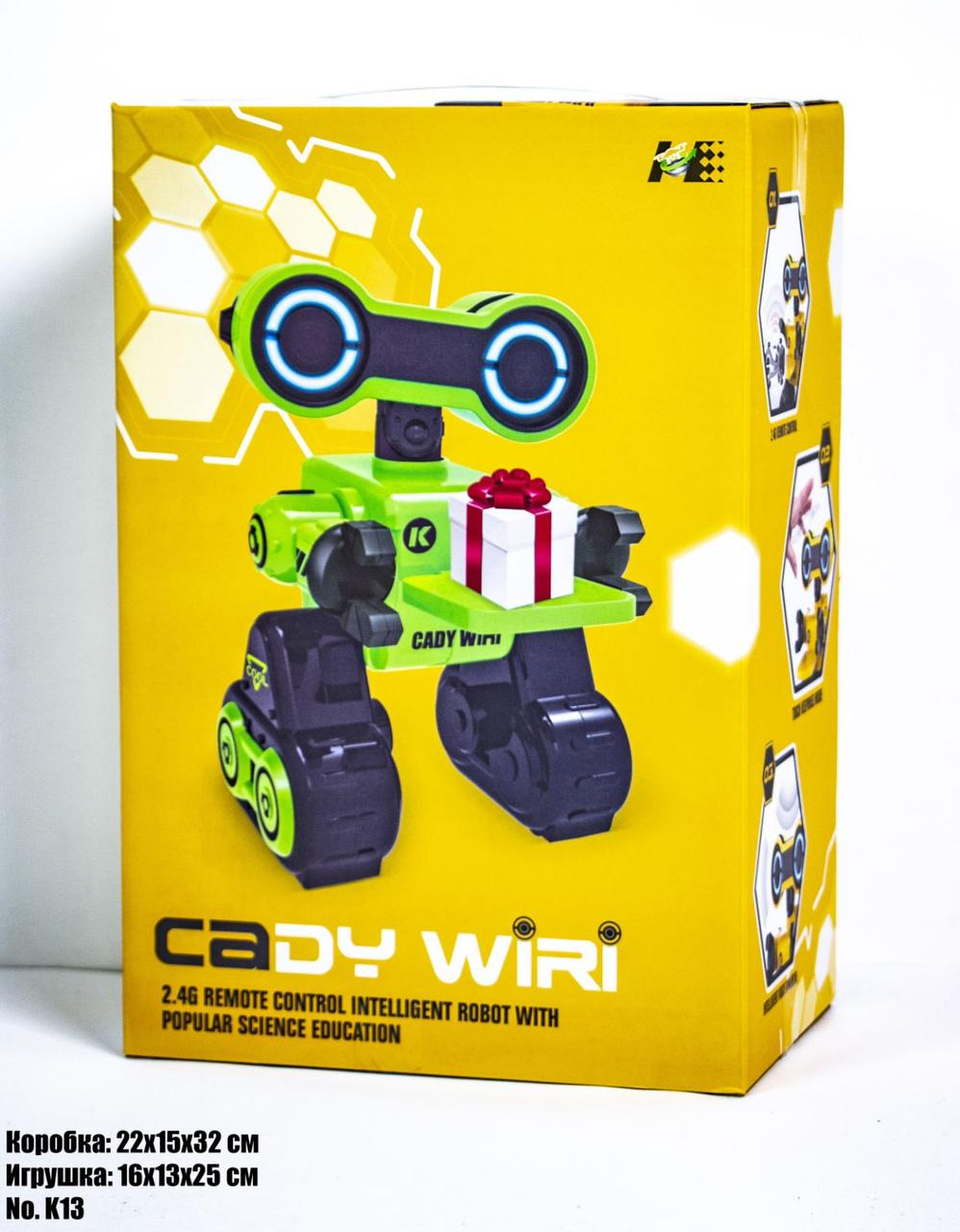 Робот CADY WIRI K13