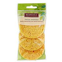 Спонжи для лица EcoTools, 3 шт в упаковке