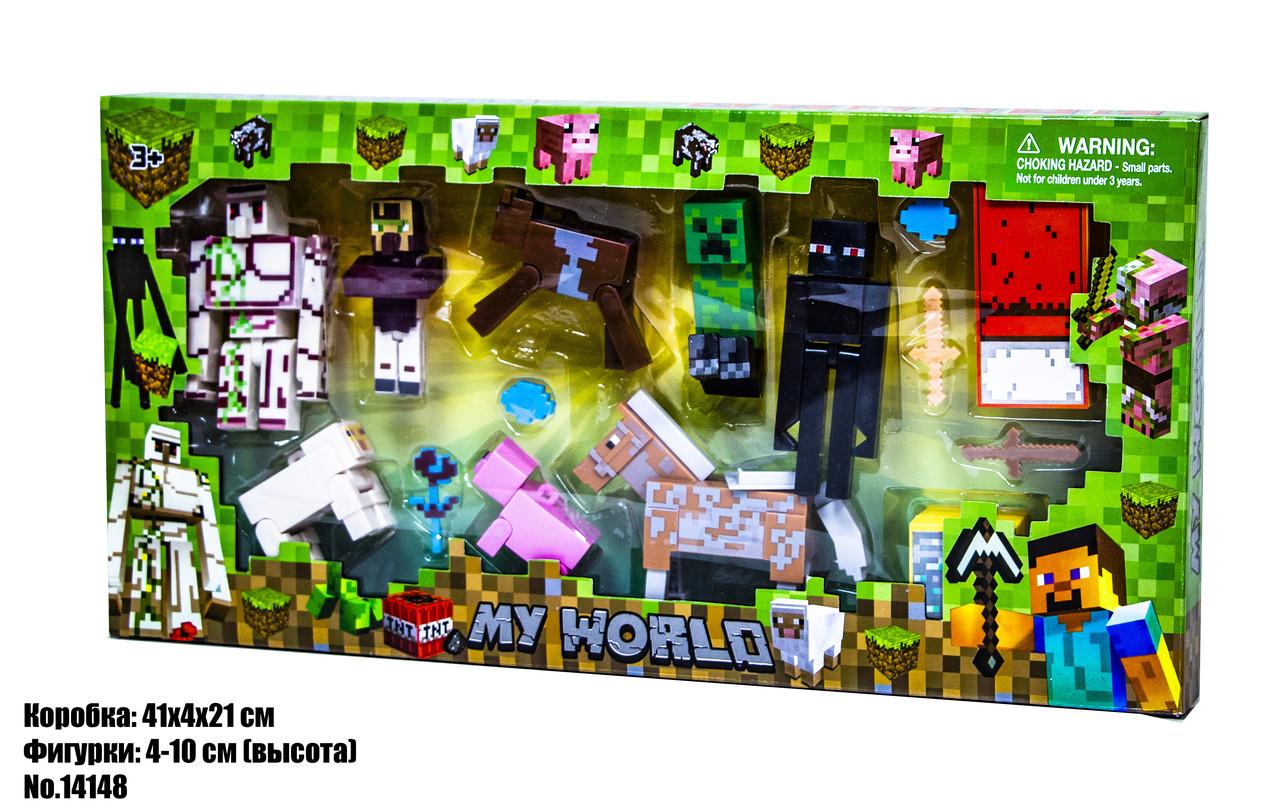 Фигурки Minecraft 14148