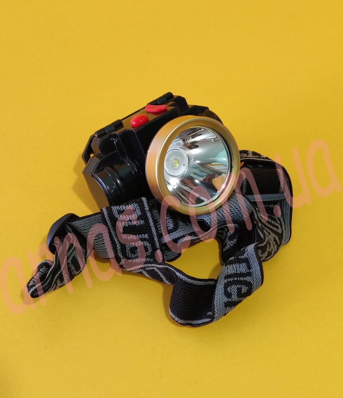 Аккумуляторный фонарь AS-0507c