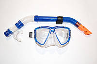 Набор для плавания (маска+трубка)
