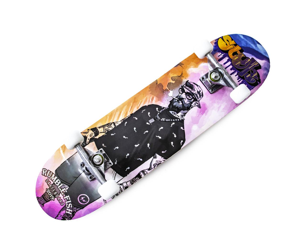 "Скейтборд ""Style Freak"""