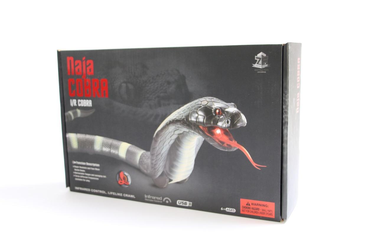 Cobra на пульте управления