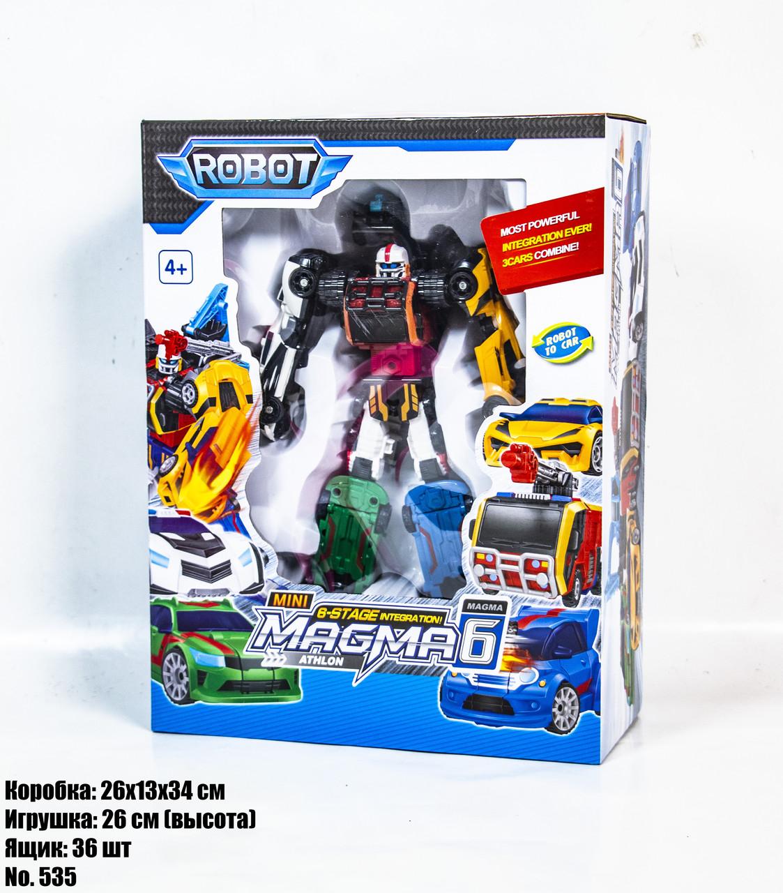 Tobot Magma6 535
