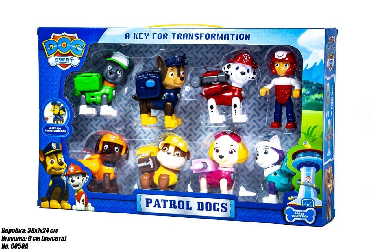 Ігровий набір фігурок Щенячий патруль 6050A
