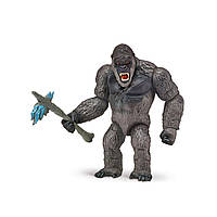 Фигурка Godzilla vs Kong Конг с боевым топором 15см (35303)