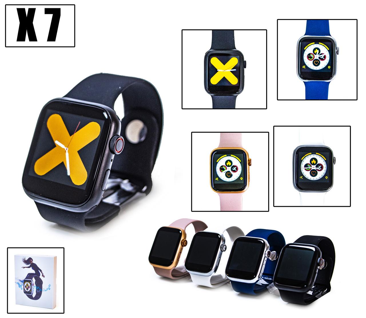 Розумні Годинник Smart Watch X7 Чорний