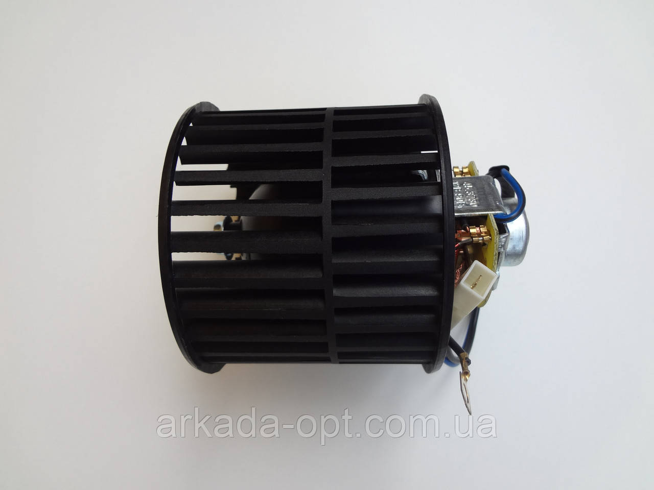 Вентилятор печки мотор отопителя ВАЗ 2108 21099 2113 2115 ДК