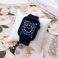 Умные Смарт Часы Smart Apple Watch IWO T500 + Plus HiWatch 6 Черные