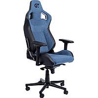 Геймерське крісло GT Racer X-8005 Light Blue / Black