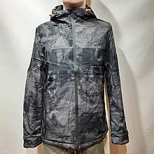 Чоловіча куртка Весна-Осінь двостороння на тонкому синтепоні демісезонна