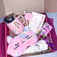 Подарок для девочки «Cat Box #3» от Wow Boxes