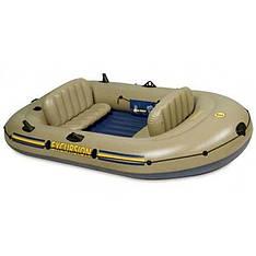 Надувний човен Excursion 3 Set Intex 68319 (262х157х42 см)