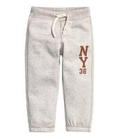 Спортивные штаны на мальчика H&M (Германия) р122 см