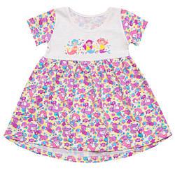 Літнє плаття для дівчинки опт