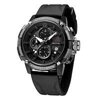 Наручний годинник Megalith 8231M All Black, фото 1