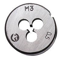 Плашка M 4x0,7 мм INTERTOOL SD-8210