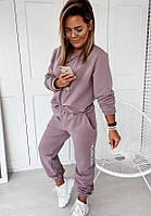 Женский прогулочный спортивный костюм Flawless, S/M/L/XL, цвет сиреневый