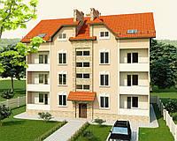 Строительство многоквартирных домов по проекту Ирпинь