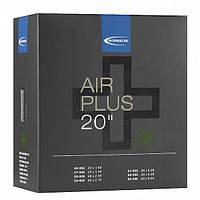 """Камера 20"""" (40/62-406) Schwalbe AV7AP AIR PLUS IB AGV 40mm"""