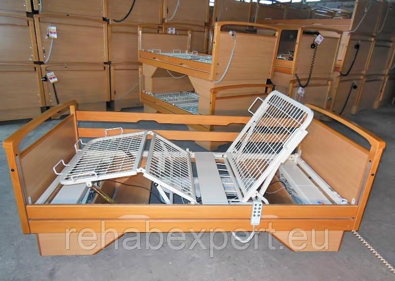 Электрические Многофункциональные Кровати Wissner-Bosserhoff 508 Comfortable Senior Reha Bed