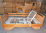 Электрические Многофункциональные Кровати Wissner-Bosserhoff 508 Comfortable Senior Reha Bed, фото 2