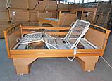 Электрические Многофункциональные Кровати Wissner-Bosserhoff 508 Comfortable Senior Reha Bed, фото 3