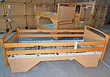 Электрические Многофункциональные Кровати Wissner-Bosserhoff 508 Comfortable Senior Reha Bed, фото 4