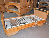 Электрические Многофункциональные Кровати Wissner-Bosserhoff 508 Comfortable Senior Reha Bed, фото 5