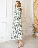 Платье цветочное, фото 2