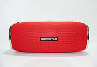 Bluetooth колонка портативная, SPS Hopestar A6, Красная, беспроводная музыкальная блютуз колонка