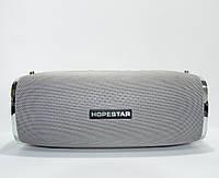 Bluetooth колонка портативная, SPS Hopestar A6, Серая, беспроводная музыкальная блютуз колонка